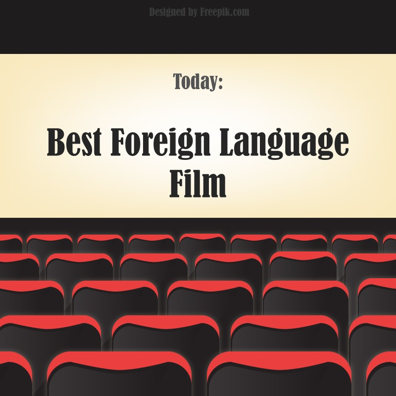 Oscars Nomination Committee Scrutinised Over Best Foreign Language Film