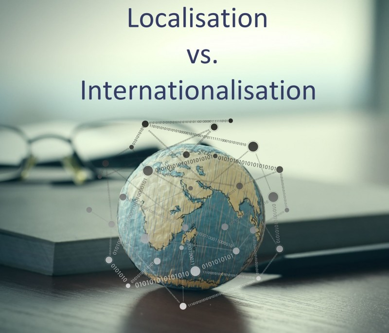What Is the Difference Between Localisation and Internationalisation?