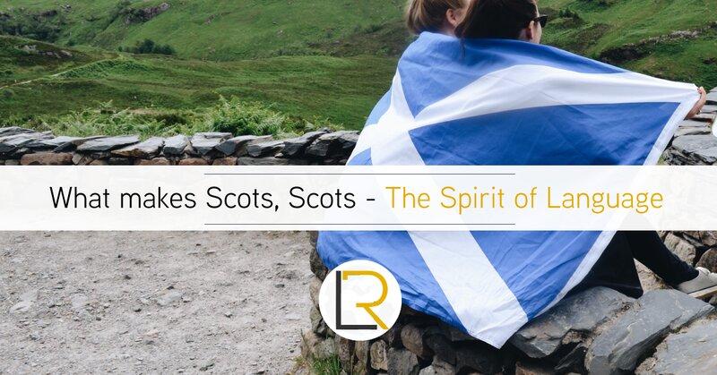 Scots Language - what makes it Scots