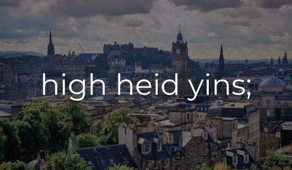 high-heid-yins